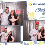Corporate Christmas Party Photo Booth Brasov